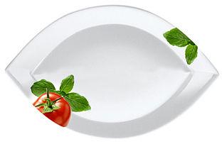 TALERZYK OWALNY MAŁY - Italian Tomatoes