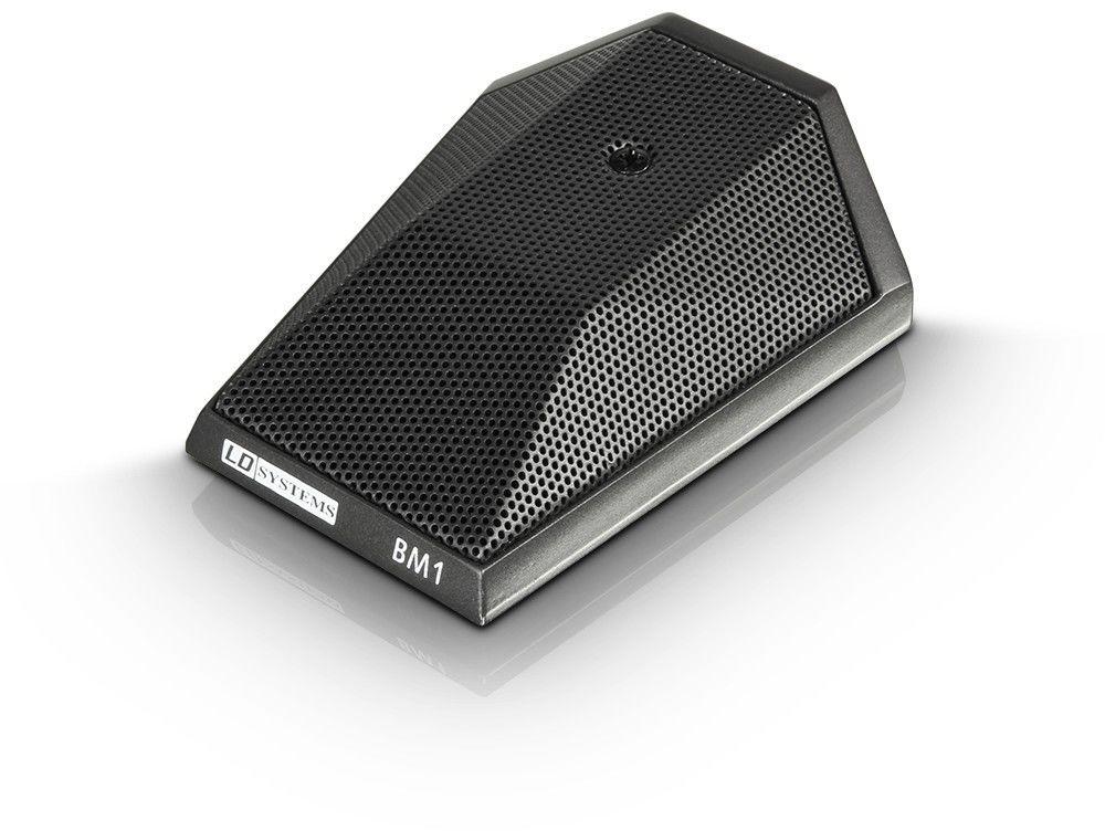 LD Systems BM1 - Boundary-layer Microphone Mikrofon powierzchniowy pojemnościowy