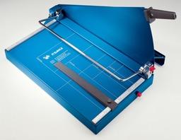 Gilotyna Dahle 519 - długość cięcia 700 mm, wysokość cięcia 3,5 mm, ostrze do papieru