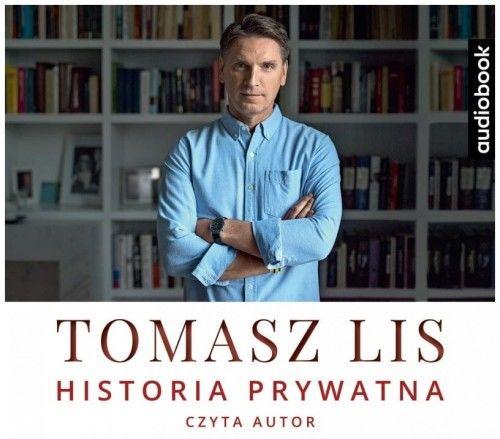 Tomasz Lis Historia prywatna Audiobook mp3 CD