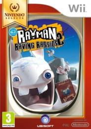 Gra Rayman Raving Rabbids 2 (Nintendo Wii)