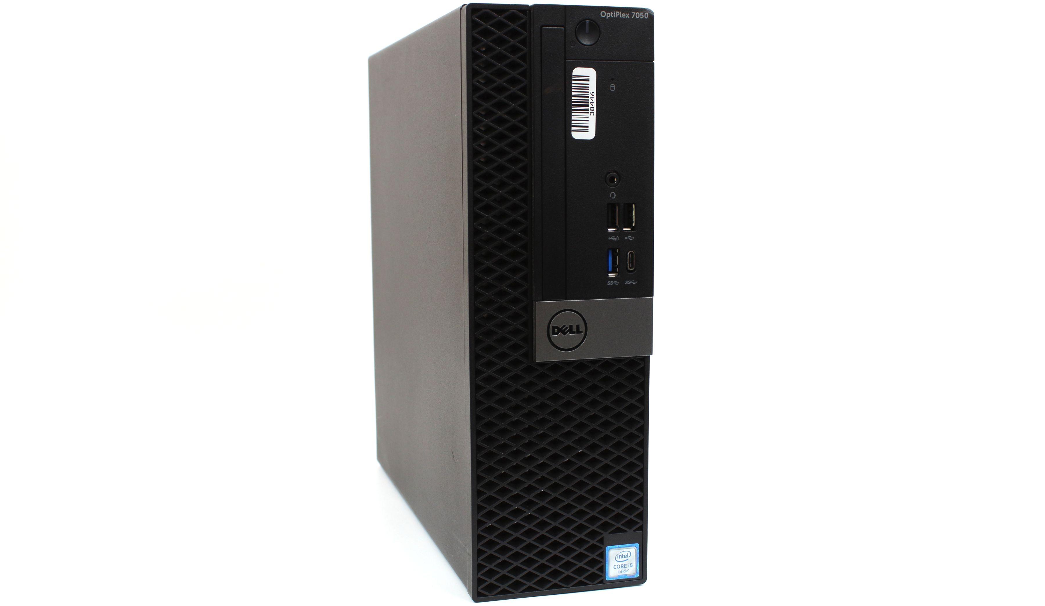 Komputer Dell OptiPlex 7050 SFF i5-6500T 4x3,10GHz 8GB 256GB SSD Windows 10 Professional