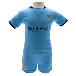 Manchester City - strój dziecięcy 80 cm