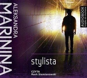 Stylista Aleksandra Marinina Audiobook mp3 CD