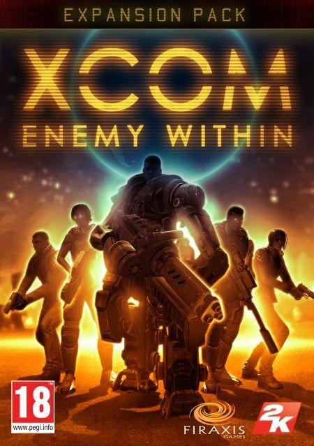 XCOM: Enemy Within (PC) PL klucz Steam
