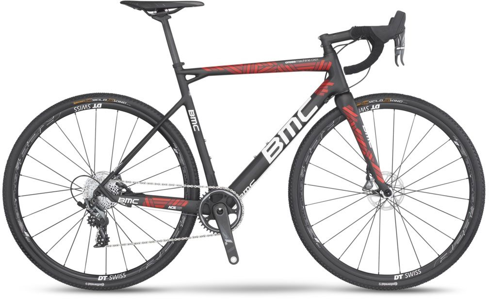 BMC Crossmachine CX01 ForceCX1 1x11 TeamRed 54cm / GCPB