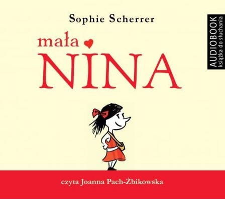 Mała Nina Sophie Scherrer Audiobook mp3 CD
