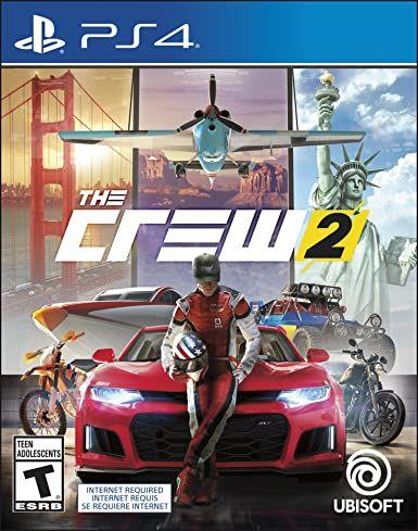 The Crew 2 PS 4