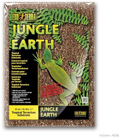 Exo-Terra Podłoże Jungle Earth