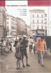Praca dyplomowa z turystyki (podręcznik akademicki) - Ebook.