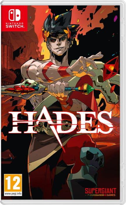 Gra Hades (Nintendo Switch)