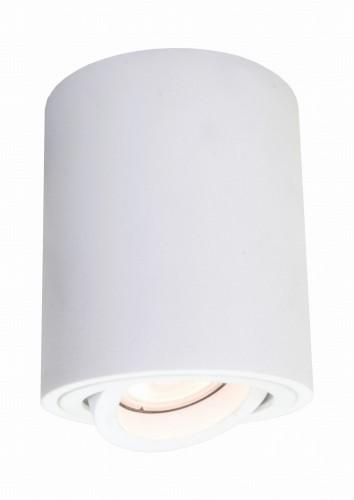 Downlight Tulon tuba regulowana natynkowa biała LP-5441/1SM WH - Light Prestige // Rabaty w koszyku i darmowa dostawa od 299zł !
