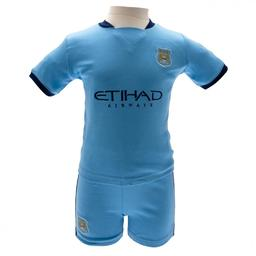 Manchester City - strój dziecięcy 68 cm