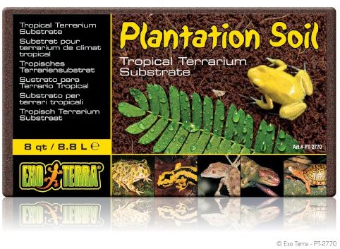 Exo-Terra Podłoże Plantation Soil 8,8L