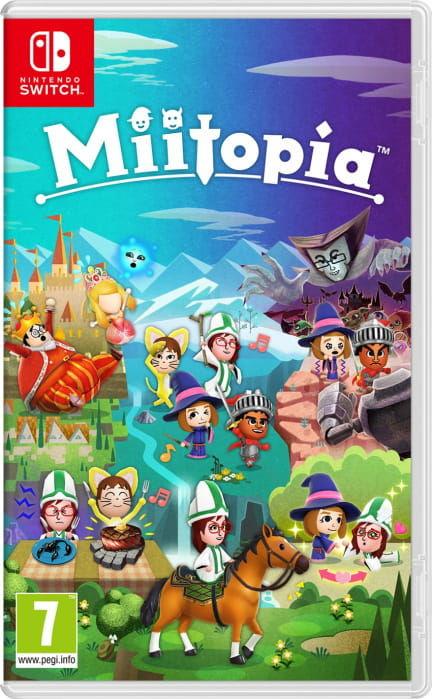 Gra Miitopia (Nintendo Switch)