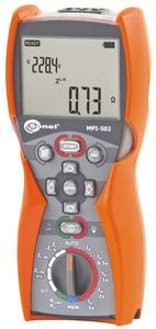 MPI-502 WMPLMPI502 Miernik parametrów instalacji elektrycznych