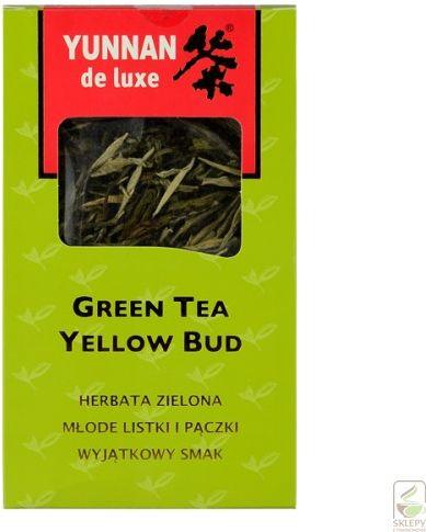 Yunnan Green LY101 100g liść