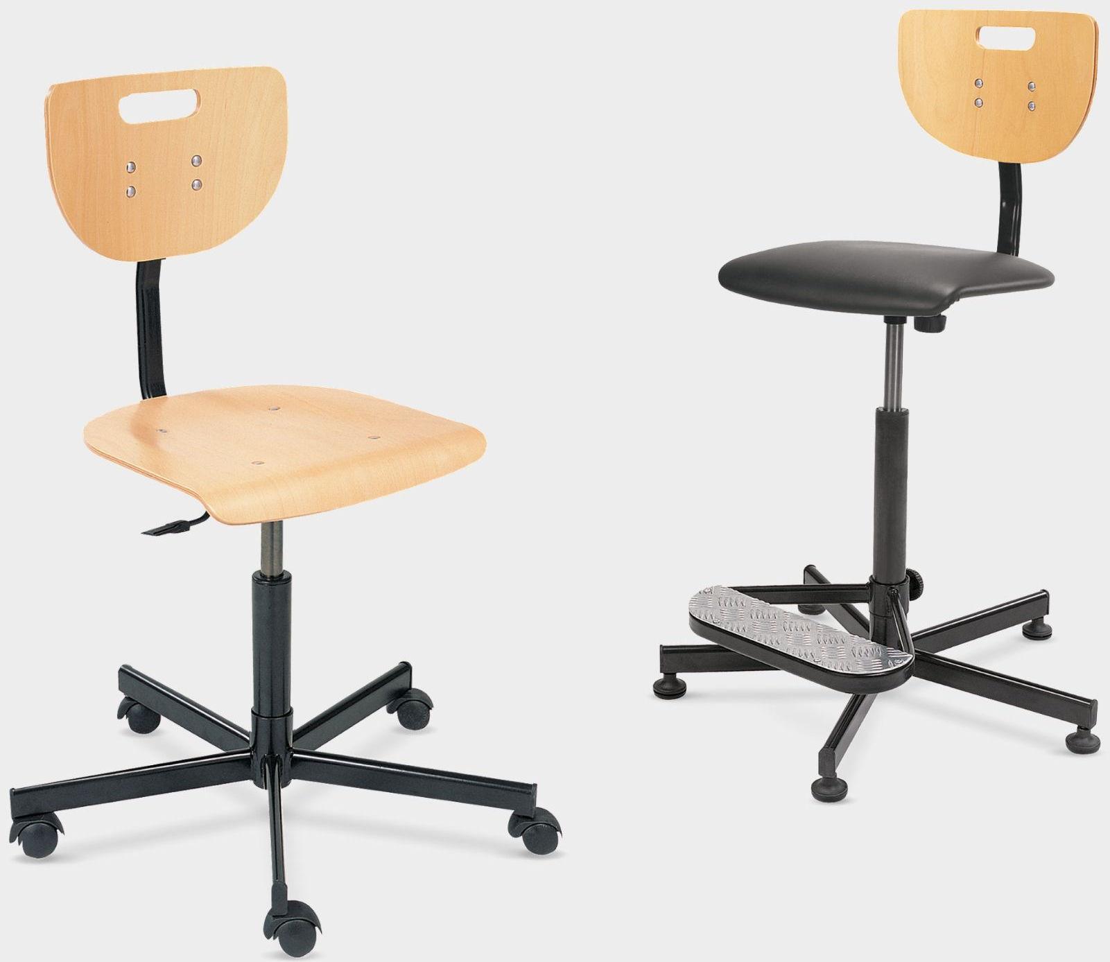NOWY STYL Krzesło obrotowe WEREK PLUS ST26-BL
