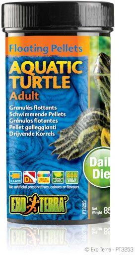Exo-Terra Pokarm dla dorosłych żółwi wodnych Aquatic Turtle
