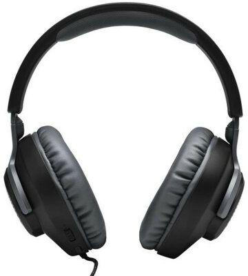 Słuchawki przewodowe JBL Quantum 100 Czarny. > DARMOWA DOSTAWA ODBIÓR W 29 MIN DOGODNE RATY