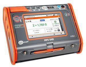 MPI-540 (+3szt. cęgów F-3A) WMPLMPI540 Miernik parametrów instalacji elektrycznych