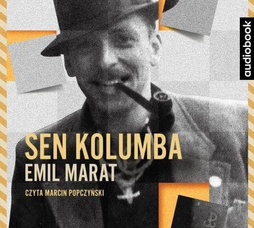 Sen Kolumba Emil Marat Audiobook mp3 CD