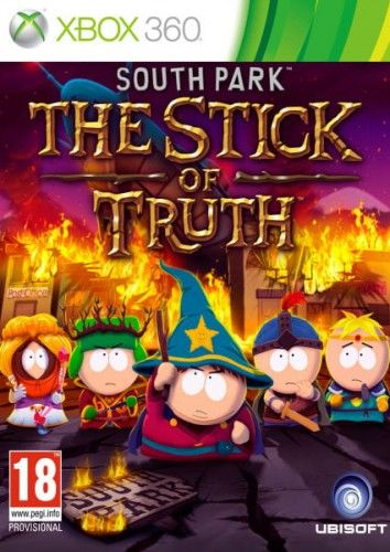 South Park The Stick of Truth X360