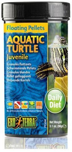 Exo-Terra Pokarm dla młodych żółwi wodnych Aquatic Turtle Juvenile.