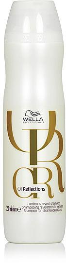 Wella Oil Reflections Szampon przywracający włosom blask 250 ml