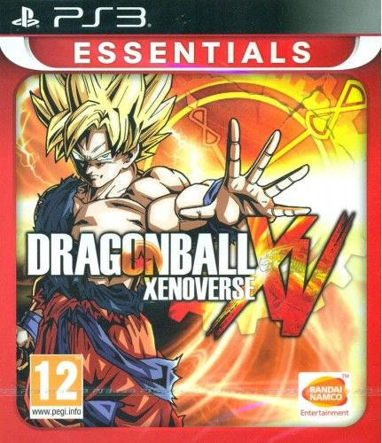 Dragon Ball Xenoverse PS 3