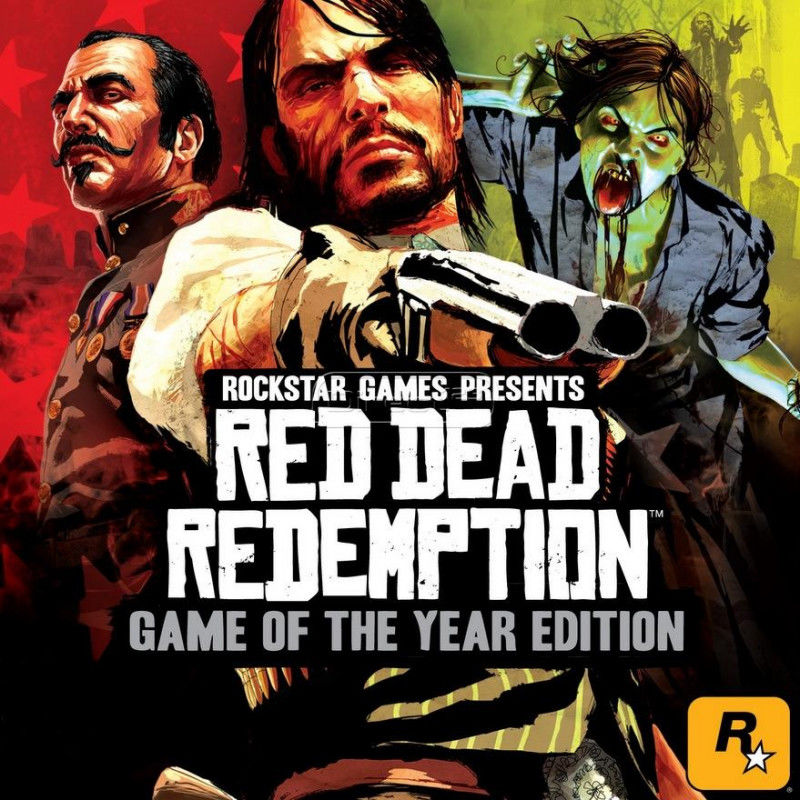 Red Dead Redemption Game of the Year Edition (PS3) ZAKŁADKA DO KSIĄŻEK GRATIS DO KAŻDEGO ZAMÓWIENIA