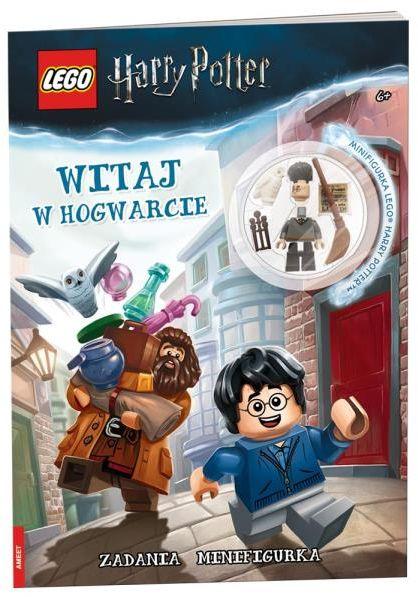 Lego Harry Potter Witaj w Hogwarcie ZAKŁADKA DO KSIĄŻEK GRATIS DO KAŻDEGO ZAMÓWIENIA
