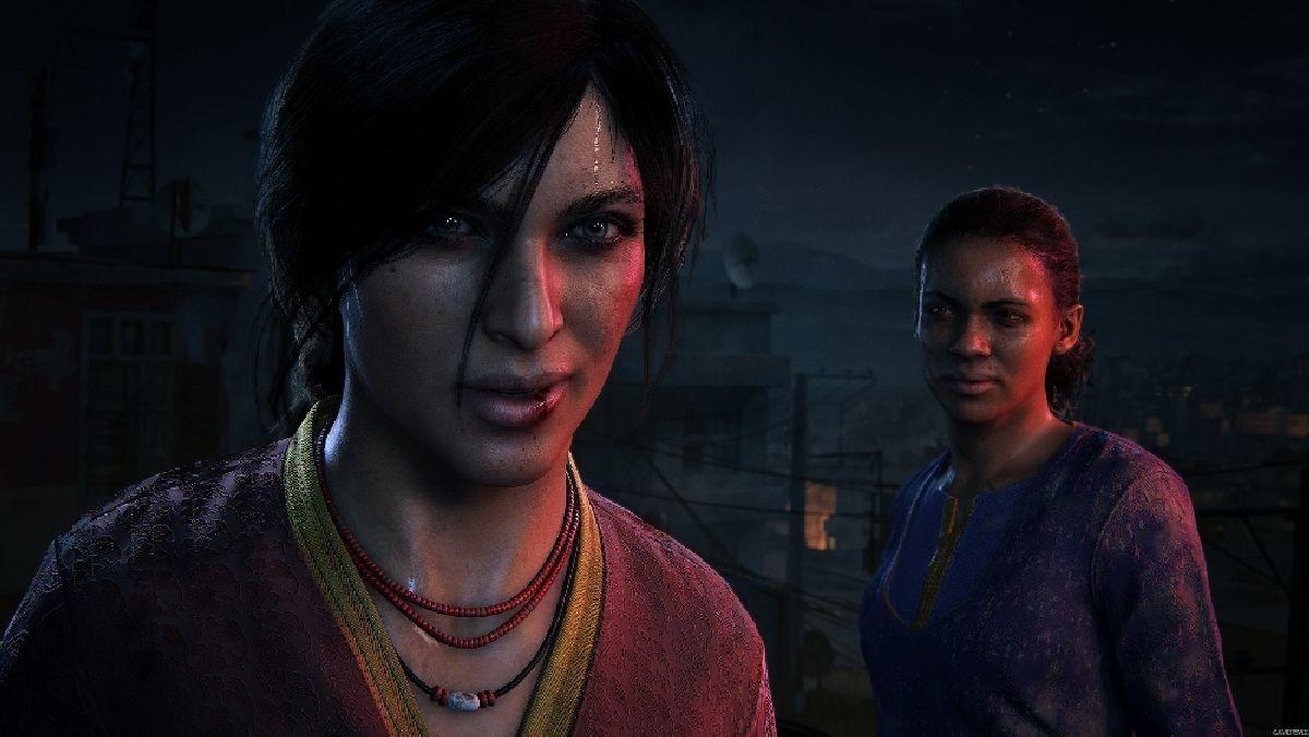 Uncharted: Zaginione dziedzictwo PL (PS4)