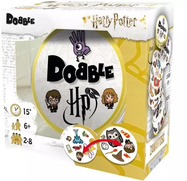 Dobble Harry Potter REBEL