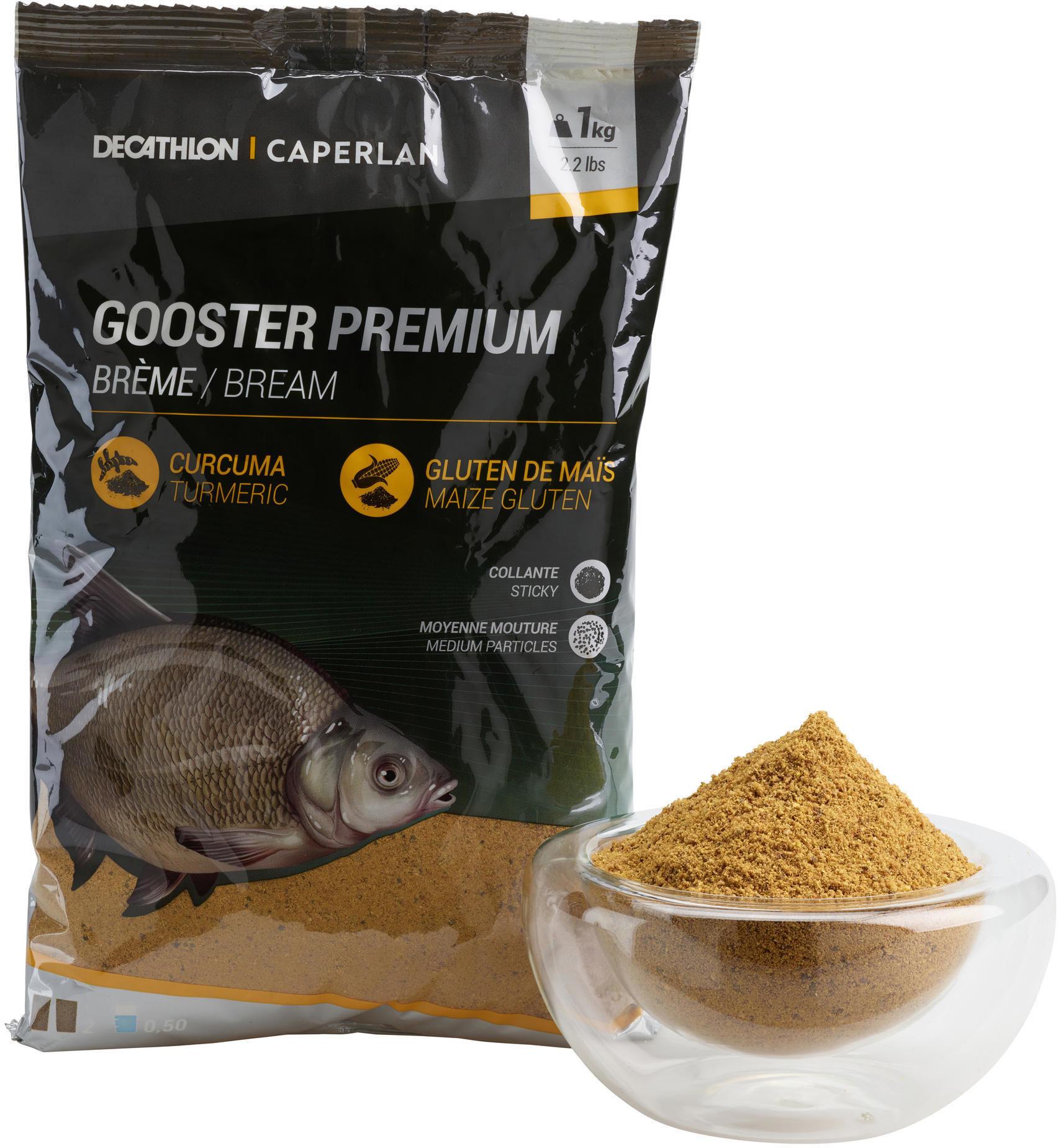 Zanęta Gooster Premium Leszcze 1 kg