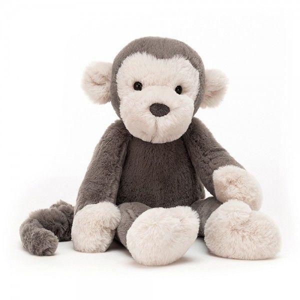 Jellycat - Przytulanka Maskotka Brodie małpka 34cm