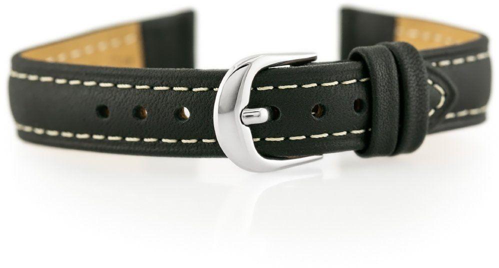 Pasek skórzany do zegarka BISSET BS-158 - 16mm