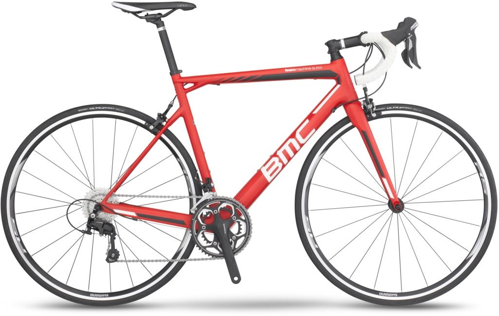 BMC Teammachine SLR03 105 57cm INT Red 224070