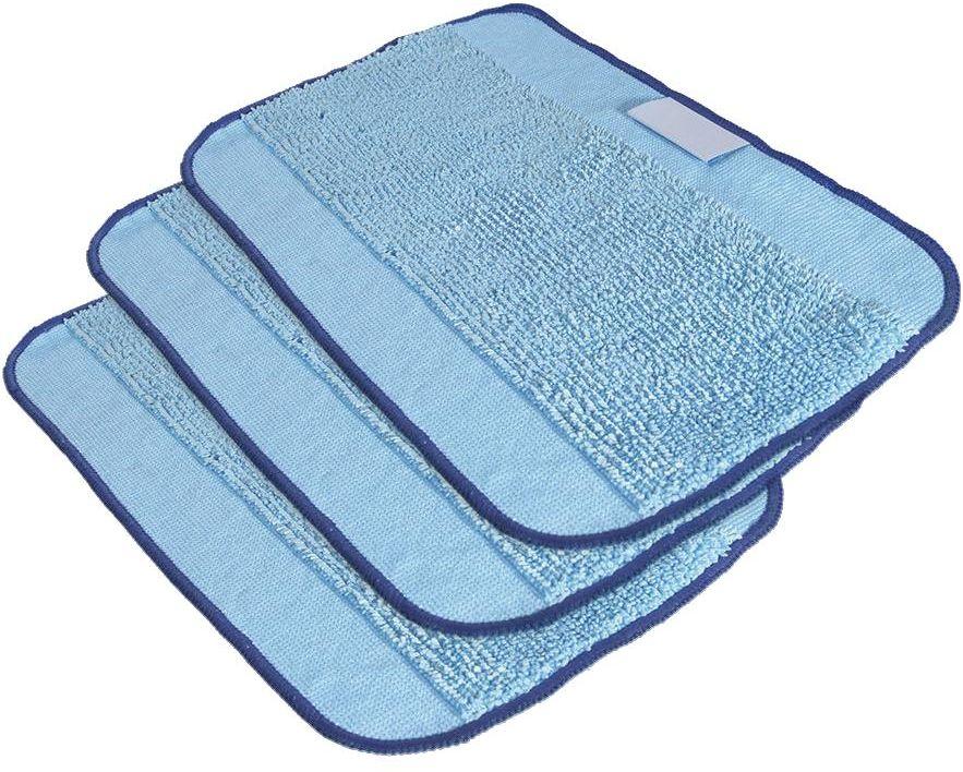 Ściereczki z mikrofibry do iRobot Braava 3szt niebieskie