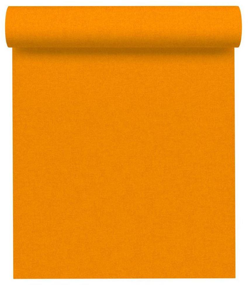 Tapeta Delicato pomarańczowa winylowa na flizelinie