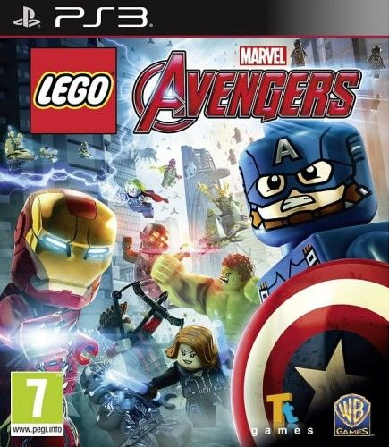 Lego Marvel''s Avengers PS3