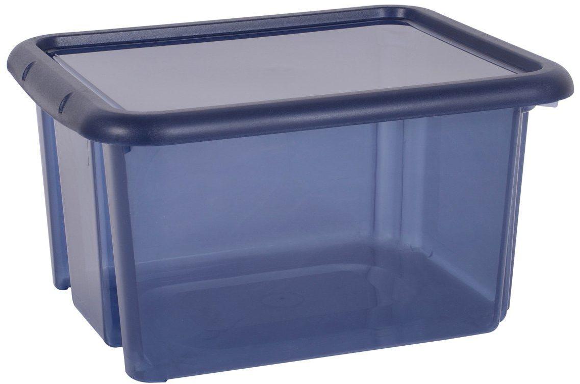 Pudełko Funny 18L niebieskie