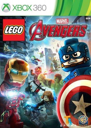 LEGO Marvel''s Avengers X360
