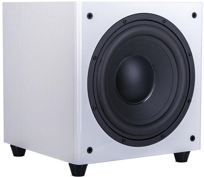 Głośnik niskotonowy - subwoofer SUB-10, Kolor: Czarny