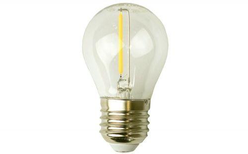 Żarówka FILAMENT LED E27 1,3W 3000K