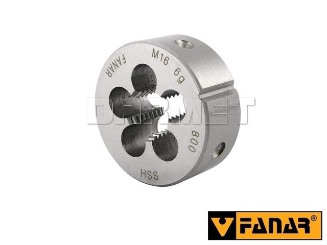 Narzynka maszynowa do gwintu metrycznego zwykłego M14 - FANAR (N1-121001-0140)