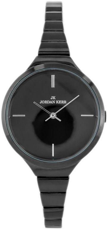 ZEGAREK DAMSKI JORDAN KERR - SS371 (zj927d) black