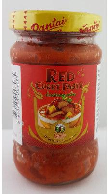 Pasta curry czerwona 114g (słoik) 1 szt.