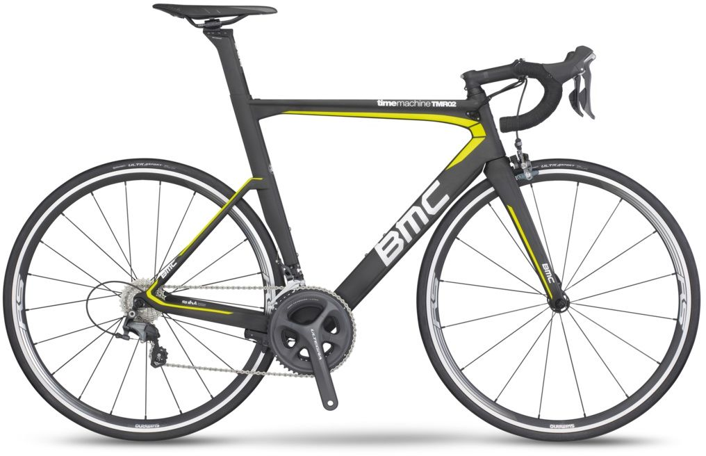 BMC TIMEMACHINE TMR02 Ultegra 56cm Yellow