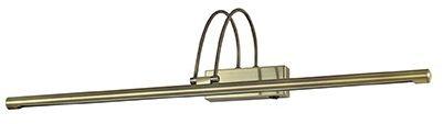 Kinkiet Bow AP114 121147 Ideal Lux oksydowana oprawa nad lustro